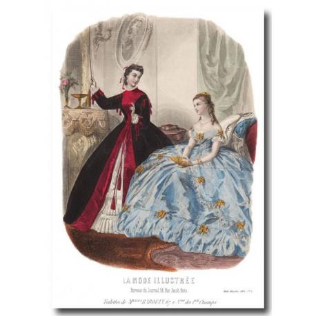 La Mode Illustrée 1865 03