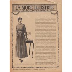 Revue complète de La Mode Illustrée 1916 N°48