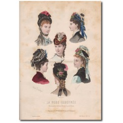 La Mode Illustrée 1874 42