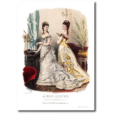 La Mode Illustrée 1876 18
