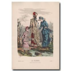 Gravure de La Saison 1882 508