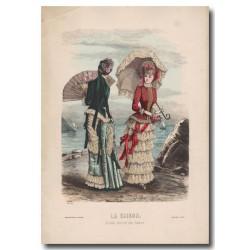 Gravure de La Saison 1882 512
