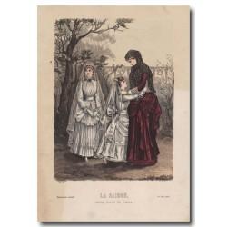 Gravure de La Saison 1883 532