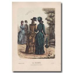 Gravure de La Saison 1883 534
