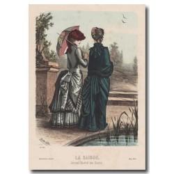Gravure de La Saison 1883 538