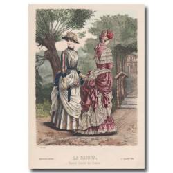 Gravure de La Saison 1883 549