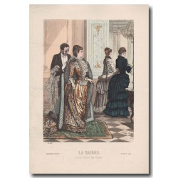 Gravure de La Saison 1884 563