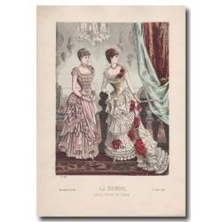 Gravure de La Saison 1884 564
