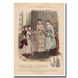 Gravure de La Saison 1887 676