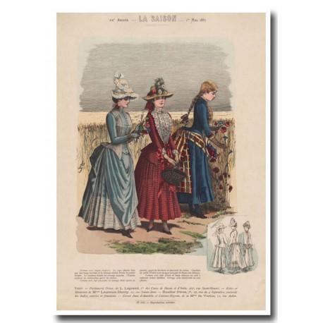 Gravure de La Saison 1887 683