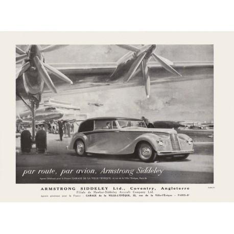 Publicité Automobiles Berliet 1907
