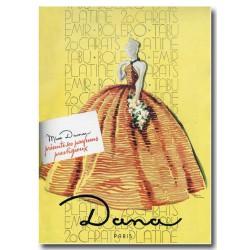 Publicité Parfum Miss Dana 1947