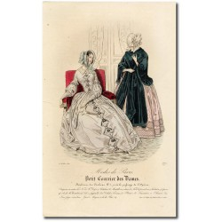 Petit courrier des dames 1841 1777