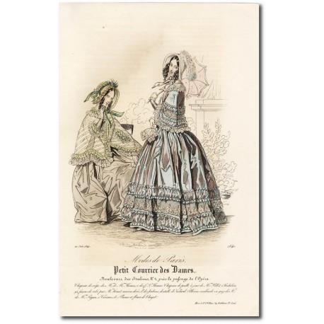 Petit courrier des dames 1842 1840