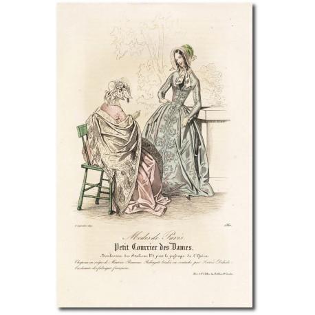 Petit courrier des dames 1842 1860