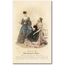 Petit courrier des dames 1842 1861