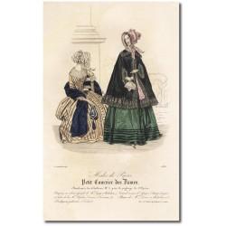 Petit courrier des dames 1842 1866