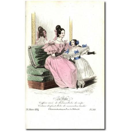 La Mode 1834 365