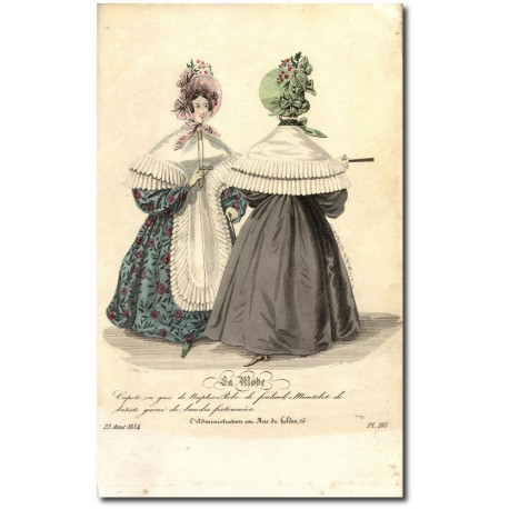 La Mode 1834 393