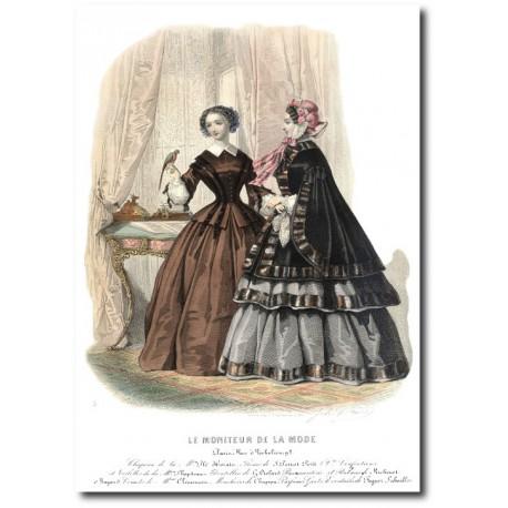 Le moniteur de la mode 1855 03