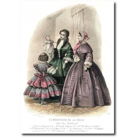 Le moniteur de la mode 1855 423