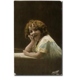 Carte postale-odette-mesange-1916