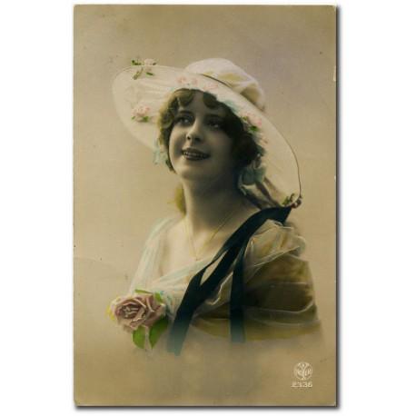 Carte postale 1900 91