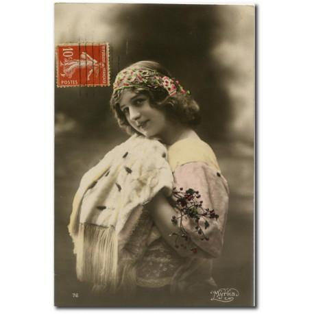 Postcard 1900 93