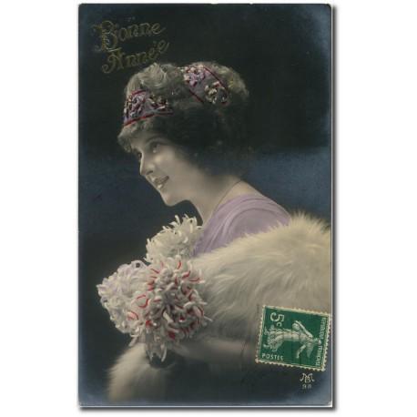 Carte postale 1900 94