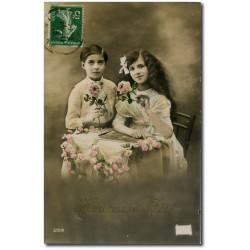 Carte postale 1900 153