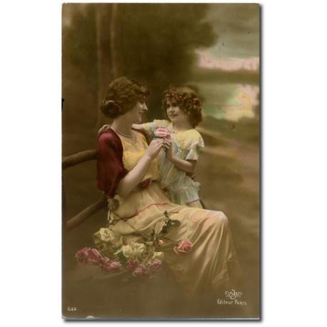 Postcard 1900 154