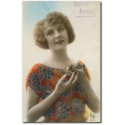 Carte postale 1900 214