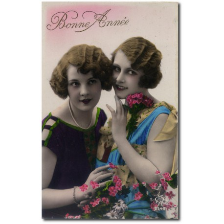 Carte postale 1900 224