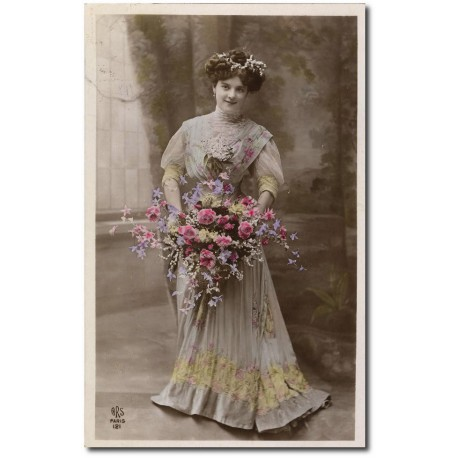 Carte postale 1900 281