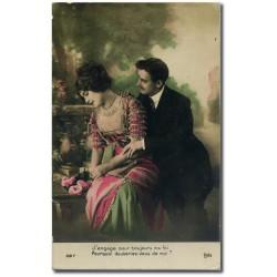 Carte postale 1900 313