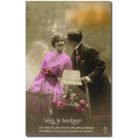 Carte postale 1900 324
