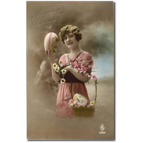 Carte postale 1900 361