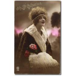 Carte postale 1900 342
