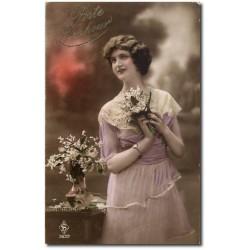 Carte postale 1900 344