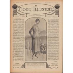 Revue complète de La Mode Illustrée 1918 N°14