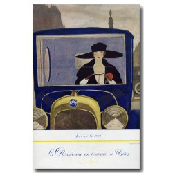 Publicité Citoen 1922