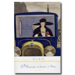 Publicité Citroen 1922