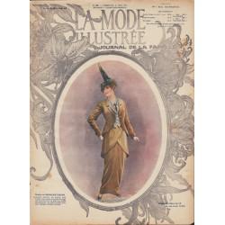 Revue complète de La Mode Illustrée 1914 N°20