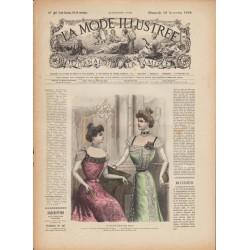 Revue complète de La Mode Illustrée 1899 N°046