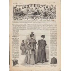 Revue complète de La Mode Illustrée 1893 N°46