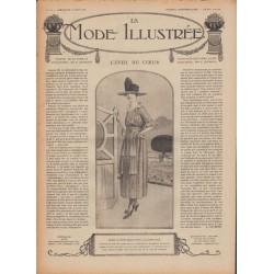 Revue complète de La Mode Illustrée 1918 N°24