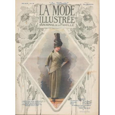 Revue Mode Illustrée 1914-23