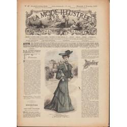 Revue complète de La Mode Illustrée 1903 N°49