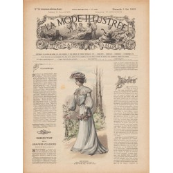 Revue-patrons-robe-jupon-chemise-corset-1903-18
