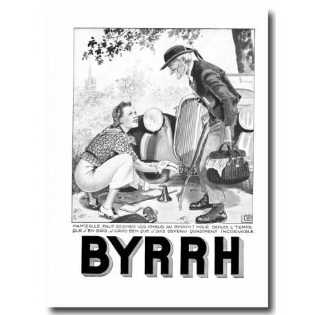 Publicité Byrrh 1937 2